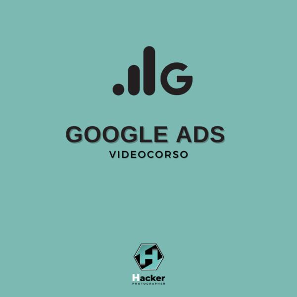 videocorso google ads marketing per fotografi