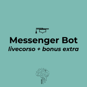 messenger facebook bot videocorso hacker photographer