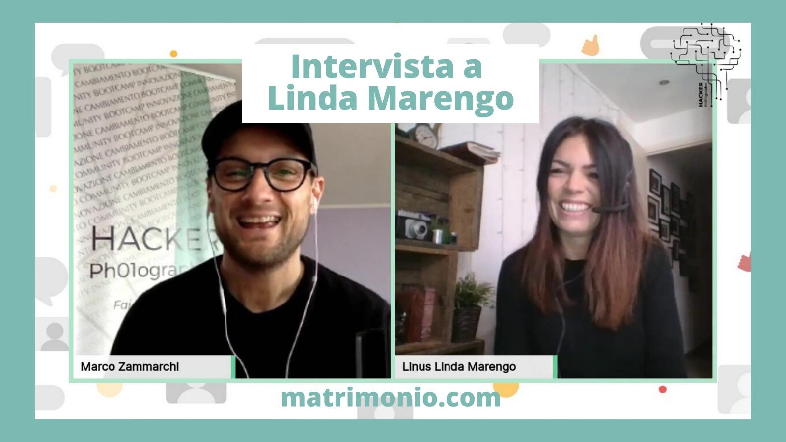 intervista a linda marengo matrimonio.com