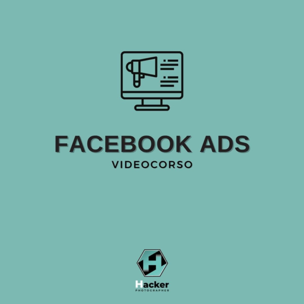 videocorso facebook ads marketing per fotografi